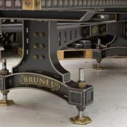 Cool Industrial Table Design Ideas 06