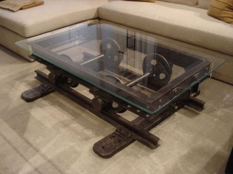 Cool Industrial Table Design Ideas 08