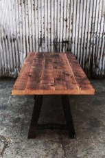 Cool Industrial Table Design Ideas 16