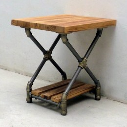 Cool Industrial Table Design Ideas 20