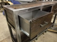 Cool Industrial Table Design Ideas 39