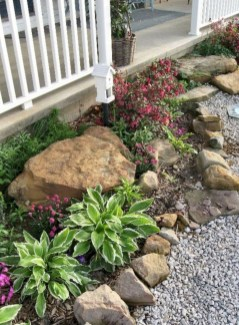 Fantastic Front Yard Rock Garden Ideas 03