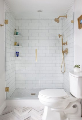 Gorgeous Small Bathroom Remodel Ideas On A Budget 08