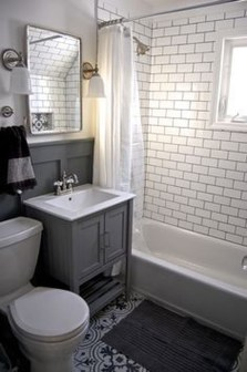 Gorgeous Small Bathroom Remodel Ideas On A Budget 30