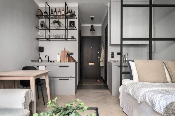Hottest Scandinavian Design Ideas For Apartment 43