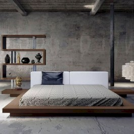 Minimalist Bedroom Decorating Ideas For Small Spaces 30
