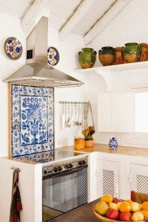 Stunning Country Farmhouse Design Ideas For Kitchen 53