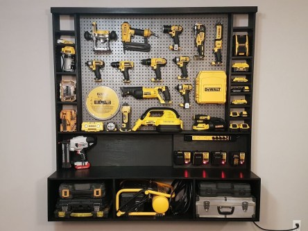Superb Tool Organization Design Ideas 23