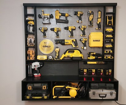 Superb Tool Organization Design Ideas 33