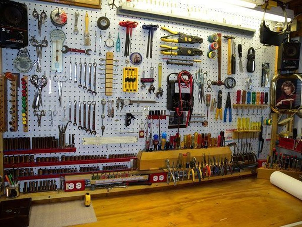 Superb Tool Organization Design Ideas 46