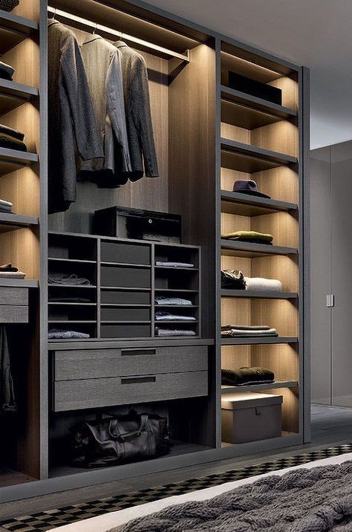 Beautiful Concept Of A Wardrobe Ideas For Bedroom 13