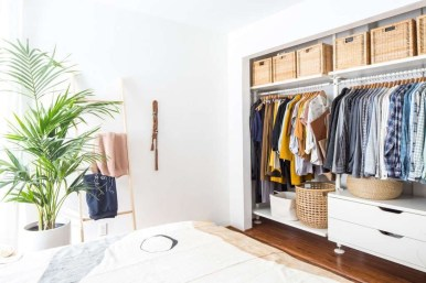 Beautiful Concept Of A Wardrobe Ideas For Bedroom 48