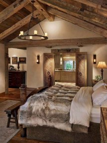 Best Master Farmhouse Bedroom Ideas 19