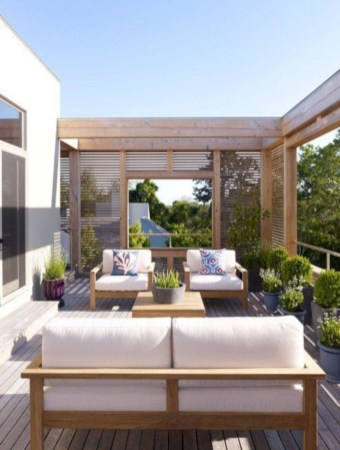 Cool Terrace Design Ideas 01