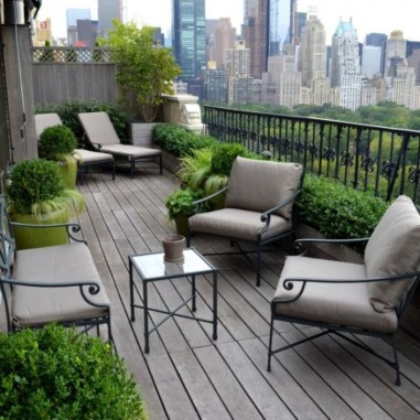 Cool Terrace Design Ideas 10