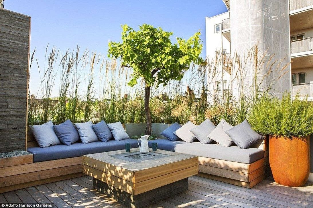 Cool Terrace Design Ideas 34