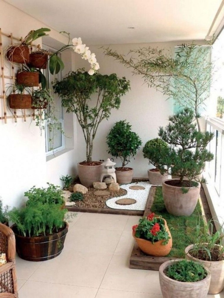 Cool Terrace Design Ideas 42