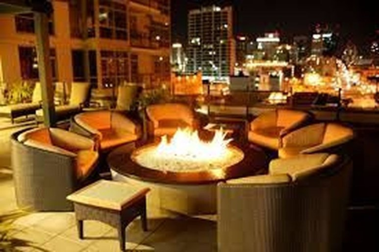 Creative Build Round Firepit Area Ideas For Summer Nights 04