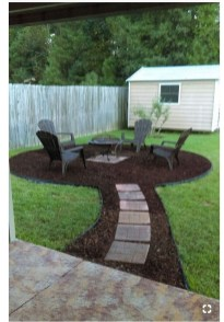 Creative Build Round Firepit Area Ideas For Summer Nights 05