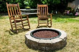 Creative Build Round Firepit Area Ideas For Summer Nights 35