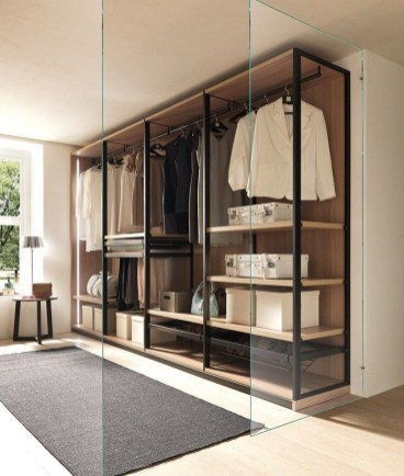 Delicate Wardrobe Designs Ideas For Nowadays 41