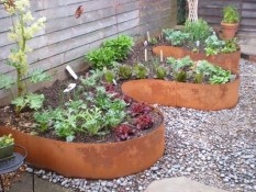 Fancy Garden Bed Borders Ideas For Vegetable And Flower 03
