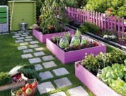 Fancy Garden Bed Borders Ideas For Vegetable And Flower 23