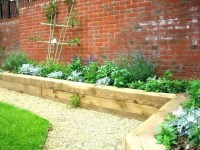 Fancy Garden Bed Borders Ideas For Vegetable And Flower 25