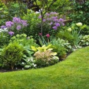 Fancy Garden Bed Borders Ideas For Vegetable And Flower 30