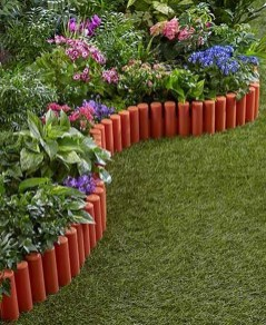 Fancy Garden Bed Borders Ideas For Vegetable And Flower 40