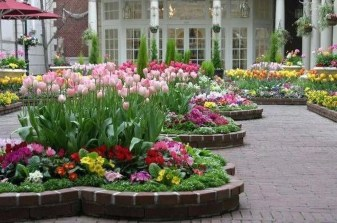 Fancy Garden Bed Borders Ideas For Vegetable And Flower 41