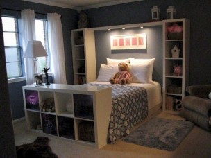 Inexpensive Bedroom Organization Ideas On A Budget 04