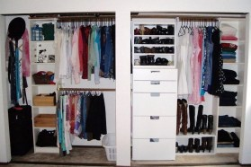 Inexpensive Bedroom Organization Ideas On A Budget 13