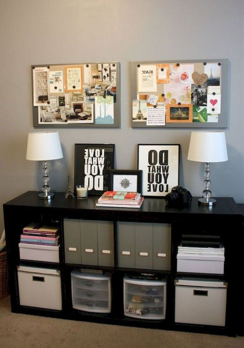 Inexpensive Bedroom Organization Ideas On A Budget 15
