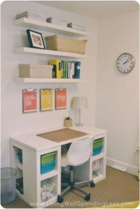 Inexpensive Bedroom Organization Ideas On A Budget 20