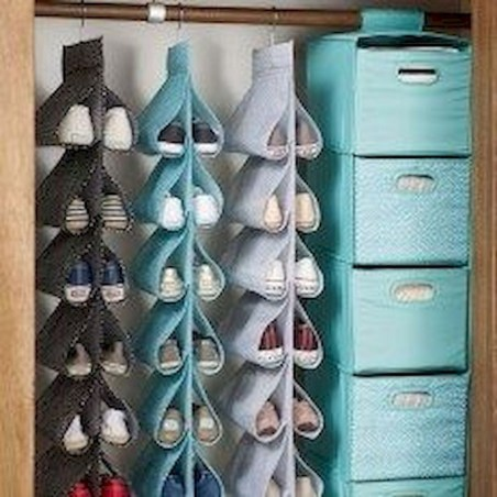 Inexpensive Bedroom Organization Ideas On A Budget 50