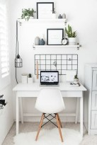 Lovely Small Home Office Ideas 31