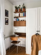 Lovely Small Home Office Ideas 58