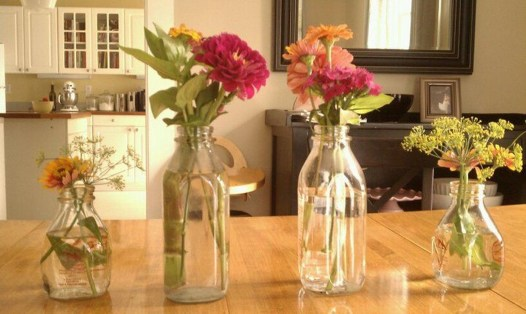 Unordinary Summer Centerpiece Ideas For Home 06