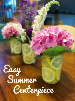 Unordinary Summer Centerpiece Ideas For Home 11