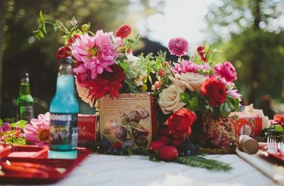 Unordinary Summer Centerpiece Ideas For Home 29
