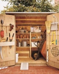 Adorable Garden Shed Organisations Ideas For Garden Looks Modern 30