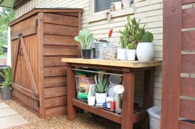 Adorable Garden Shed Organisations Ideas For Garden Looks Modern 50