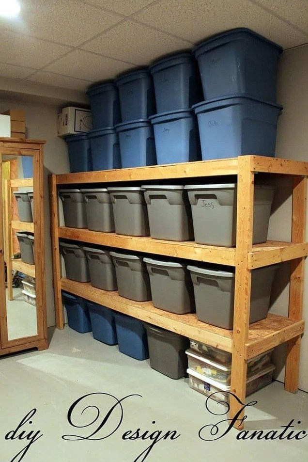 Astonishing Organization And Storage Ideas To Copy Right Now 51