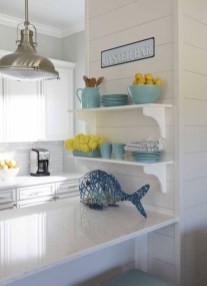 Atttractive Coastal Kitchen Design Ideas That Always Look Great 10