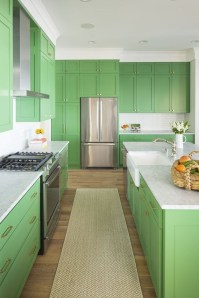Cool Colorful Kitchen Decor Ideas For Summer 45