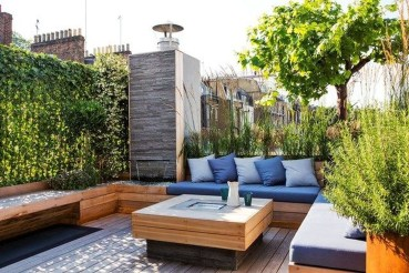Cozy Home Terrace Design Ideas For Summer To Try Nowaday 16