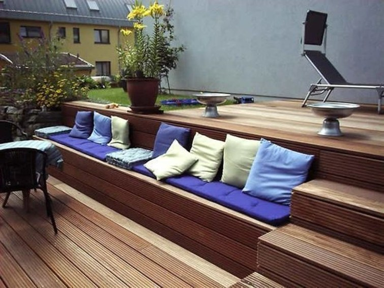 Cozy Home Terrace Design Ideas For Summer To Try Nowaday 30