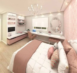Cute Teen Girl Bedroom Design Ideas You Need To Know 02