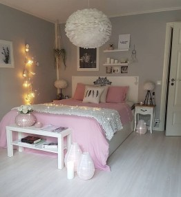 Cute Teen Girl Bedroom Design Ideas You Need To Know 22